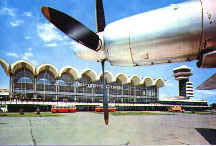 Aéroports en Europe de l'Est