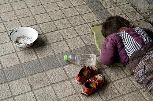 Enfants en Chine…