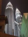 Kuala Lumpur: les tours Petronas, qui ont brièvement été les plus hautes au monde