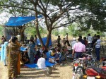 Christmas picnic at Gram Vikas