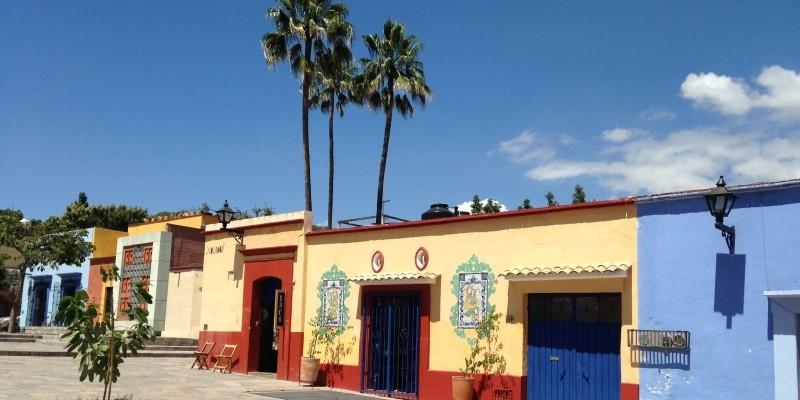 La belle ville de Oaxaca