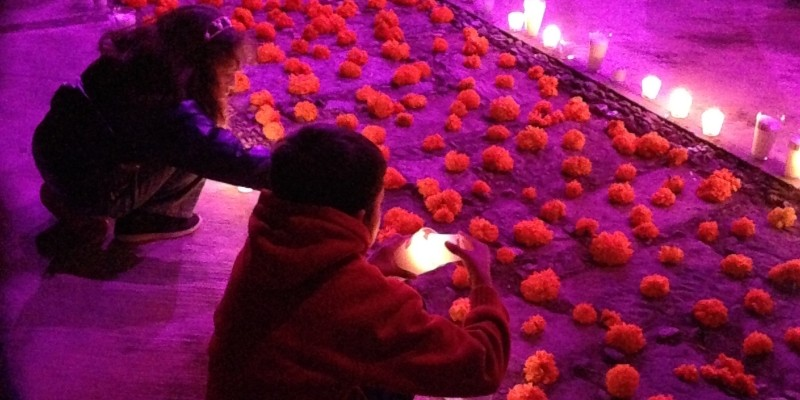 """""""Día de Muertos"""" à Oaxaca"""