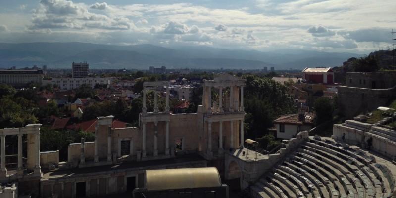 Découverte de Plovdiv