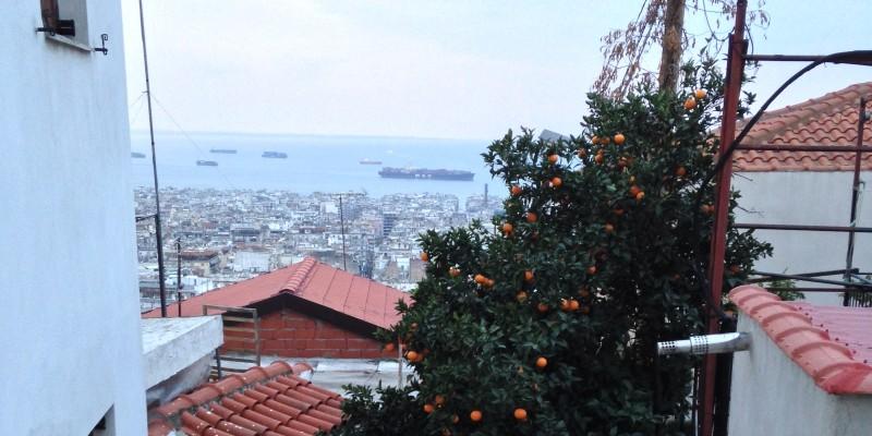 Balade à Thessaloniki