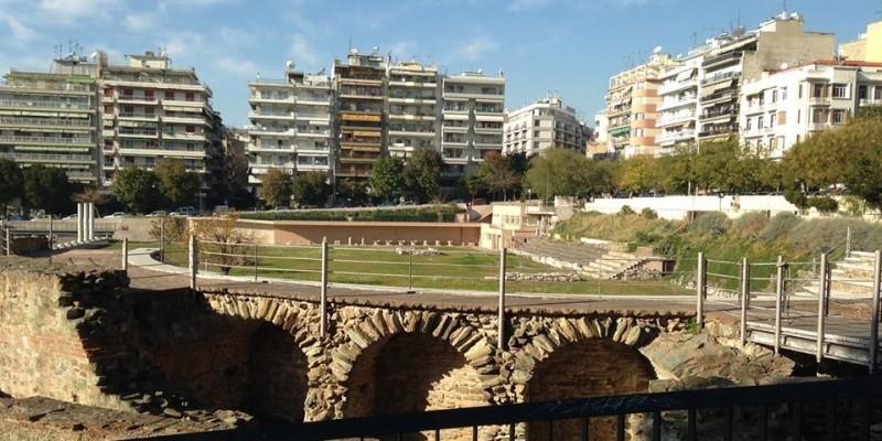 Premières impressions de Thessaloniki
