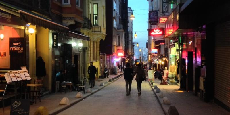 Istanbul, au coeur du monde…