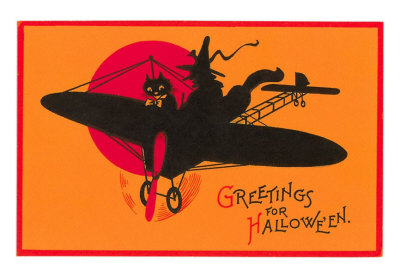 av-00038-cwitch-and-cat-flying-plane-halloween-illustration-posters.jpg